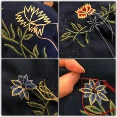 Scandinavian Embroidery, Folk Embroidery, Norway, Sewing Crafts, Ethnic, Textiles, Costume, Jewellery, Hipster Stuff