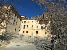 Un paseo por Priego y sus alrededores visitando el pueblo, el monasterio San Miguel de la Victoria, la hoz de Priego, los campos de mimbre.