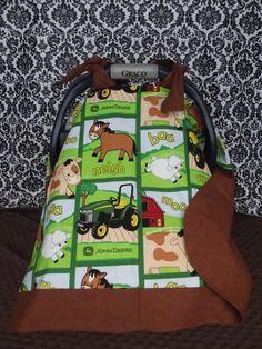Farm Time Peek-a-Boo Cover $20.00