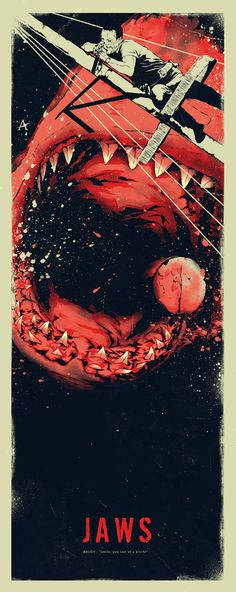 Jaws alternative Poster
