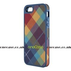 This Speck FabShell case for iphone 5 delivers a form-fitting, fabric-backed design that lets you show off your fabulous style: choose from an array of bright, colorful patterns to make a fashion statement while protecting your iPhone 5. The co-molded one-piece structure safeguards against bumps and drops, while the raised rubber bezel and button covers provide added protection and shock absorption