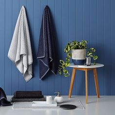 Each of these elements can be used to style your bathroom. Along with towels and accessories, a potted plant, candle or small table can…