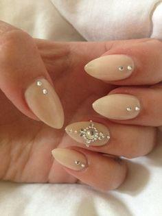 Claw nails tumblr - stiletto nails