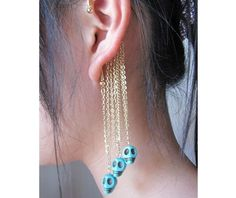 turquoise_skull_dangle_ear_cuff_gold_earcuffs_3.jpg