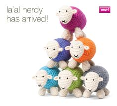 Sadly our La'al Herdies are no longer available ready made - but you can buy a kit and make your own. Just follow the link... :-)
