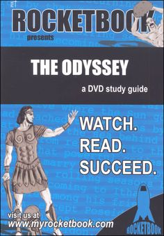 Holt mcdougal littell middle school world history ancient odyssey rocketbook study guide dvd main photo cover fandeluxe Choice Image