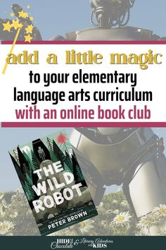 In this course, let's read through the book by Peter Brown. Let'sl go on rabbit trails of discovery into science, nature, animals, and more and find ways to learn by experiencing parts of the book through hands-on activities and going on outside adventures. At the conclusion of the story, let's have a party school to celebrate this wild story. This online literary guide has everything you need to study the book. It is perfect for a month of elementary school literature.