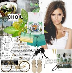 """Everything you love about summer"" by kenguri on Polyvore"