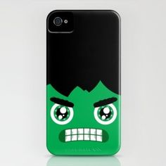 The Hulk Phone #Case #Mobilephone #Technology