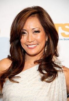 Carrie Ann Inaba Layered Cut
