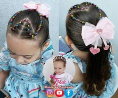 Leila, Canal No Youtube, Little Girl Hairstyles, Little Princess, Foto E Video, Braided Hairstyles, Toddler Girl, Little Girls, Braids