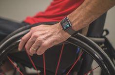 Apple Watch pre vozičkárov