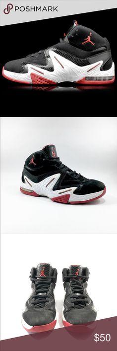 Nike Air Jordan 3% Hoop Sneaker