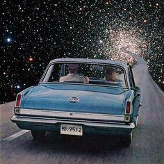 Let's escape into the universe...