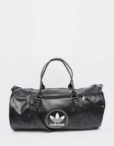 774383298b4 Image 1 of adidas Originals Perforated Duffle Bag Black Adidas Shoes, Adidas  Sneakers, Nike