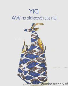 Fantastique Un sac réversible en cire. Couture, Surfboard Wax, Bag, Haute Couture