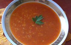 Rajská polévka Wiener Schnitzel, European Cuisine, Detox Soup, Goulash, Empanadas, Ravioli, Ethnic Recipes, Food, Essen