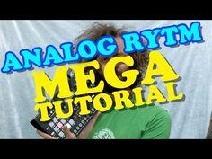 Analog Rytm MEGA TUTORIAL - CUCKOO - YouTube