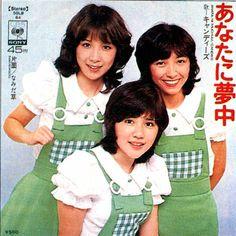 ●キャンディーズ : 懐かしいアナログ盤♪