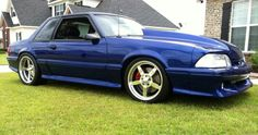 Foxbody Coupe-FOX BODY- the only mustang I would drive