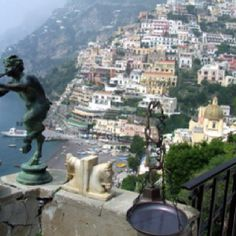 Positano again...for my big 50.