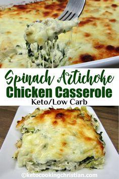 Ketogenic Recipes, Diet Recipes, Cooking Recipes, Healthy Recipes, Ketogenic Diet, Dessert Recipes, Best Low Carb Recipes, Spinach Recipes, Low Carb