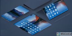 Surface Phone aka foldable Surface Mobile to feature holographic display, claims new rumor Surface Note, Smartphone Fotografie, Holographic Displays, Flexible Display, Mobile Price, Apps, Tablet, Best Smartphone, Microsoft Surface