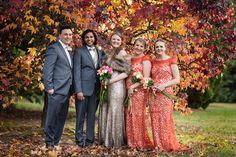 The stunning wedding of Helen and Bhav at Duntryleague Orange 09 May 2015 Amazing Weddings, Bridesmaid Dresses, Wedding Dresses, Orange, Fashion, Bridesmade Dresses, Bride Dresses, Moda, Bridal Gowns