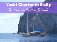 Travel to Aeolian Islands, the beautiful archipelago of the Sicily. For a holiday of Sailing and excursions. Check out our site for all details, price and availability. Archipelago, Sicily, Sailing Ships, Islands, Cruise, Boat, Check, Holiday, Travel
