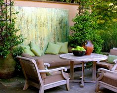 small patio garden design design pictures remodel decor and ideas for the home pinterest small patio small patio design and patios - Small Outdoor Patio Ideas