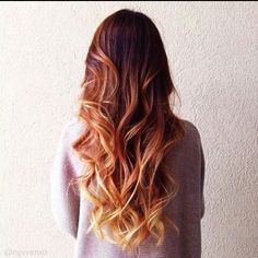 Y can't my hair look this beautiful.  @ http://www.hairstyles-haircuts.com ✿ ✿
