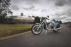 Moto Guzzi Cafe Racer by Renard Kevin Photography #motorcycles #caferacer #motos | caferacerpasion.com