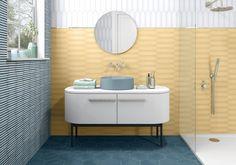 PAMESA CERÁMICA Tile Design, Decoration, Mirror, Bathroom, Interior, Furniture, Agatha, Home Decor, Designer