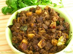 Mishmash !: Beef Varattiyathu - Kuttanadan Beef Roast