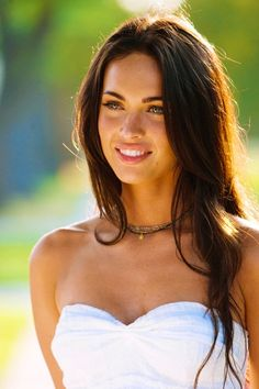 Megan Fox- she's so pretty