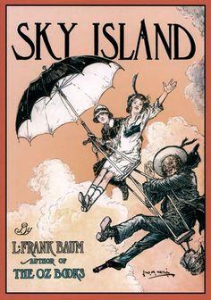 "John R. Neill, ""Sky Island"""