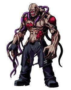 resident evil 3 remake nemesis 2nd form