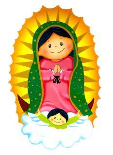 Virgencitas plis para imprimir:Imagenes y dibujos para imprimir