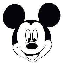 mickey mouse coloring page - Google Search
