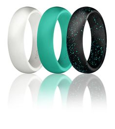 97 Best Women S Silicone Rings Images On Pinterest Halo Rings