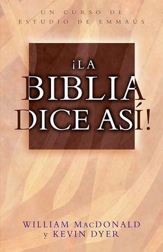 ¡La Biblia Dice Así!