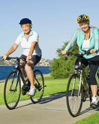 Chiropractic Care Beneficial for Seniors Burn Calories, Mendocino Coast, Chiropractic Clinic, Senior Fitness, Healthy Aging, Return To Work, Stay Young, Keeping Healthy, Cycling