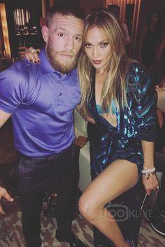 Conor McGregor wearing Hermès Cotton Jersey Polo Shirt