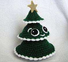 PDF Crochet Pattern CHRIS TREE by bvoe668 on Etsy