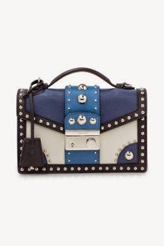 Prada on Pinterest | Satchel Bag, Leather Handbags and Leather