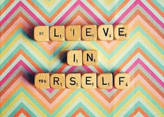 Believe In Yourself by Mary Richardson on Etsy Scrabble Words, Scrabble Art, Perfection Quotes, Vintage Valentines, You Are My Sunshine, Vintage Wood, Believe In You, Fine Art Photography, Nursery Decor