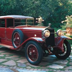 1923 Hispano-Suiza  H6B, Cabriolet DeVille at The Nethercutt Museum Sylmar, CA #Kids #Events