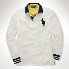 You just can't go wrong with Ralph Lauren or Polo.