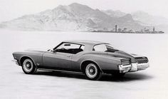 buick riviera sport coupe 1971