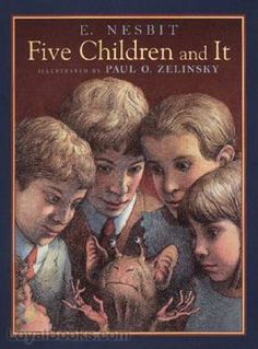 Five Children and It by Edith Nesbit Free audio book download